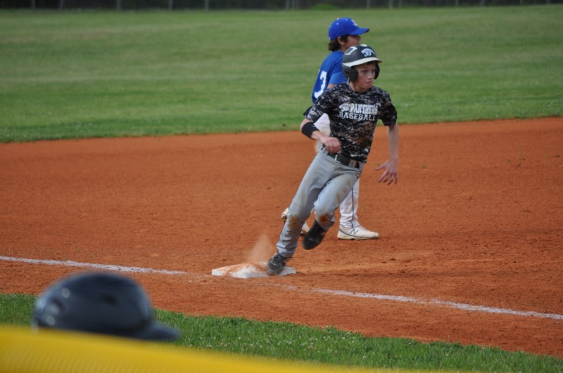 Avery Heads for Home